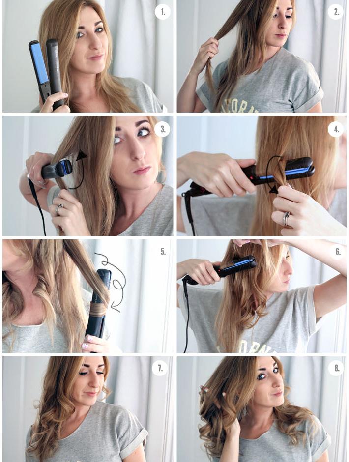 как заколоть красиво волосы фото
