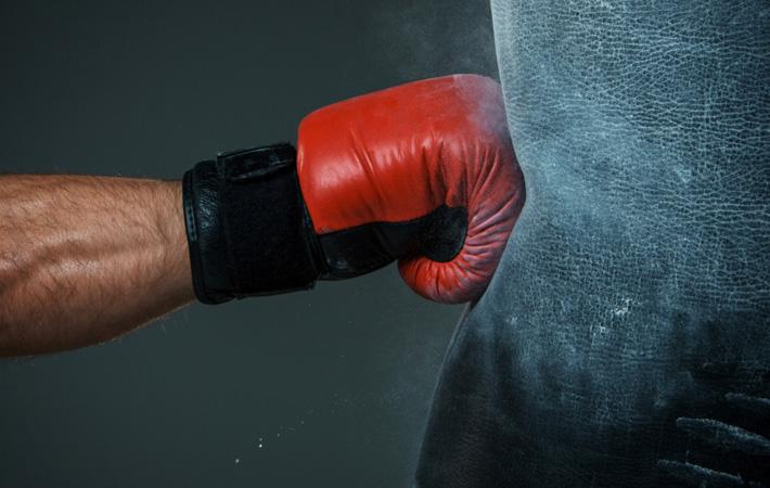 Из чего сделать боксёрские перчатки в домашних условиях 21